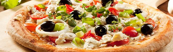 | Pizza Vegetarier